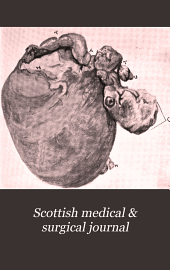 Scottish Medical and Surgical Journal: Volume 15