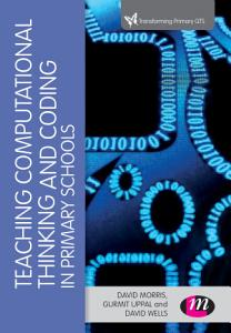 Teaching Computational Thinking and Coding in Primary Schools PDF