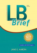 LB Brief  Tabbed Version  the Little  Brown Handbook  Brief Version  MLA Update PDF
