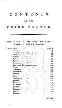 The Works of Samuel Johnson  LL  D   The lives of the most eminent English poets PDF
