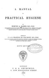 A Manual of Practical Hygiene PDF