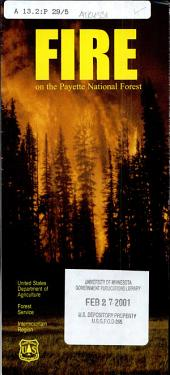 Fire on the Payette National Forest