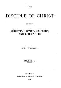 The Disciple of Christ PDF
