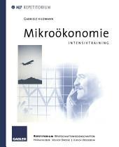 Mikroökonomie: Intensivtraining