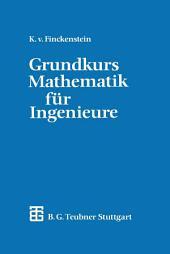 Grundkurs Mathematik für Ingenieure: Ausgabe 3