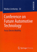 Conference on Future Automotive Technology PDF