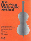 The First year Violoncello Method