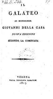 Il Galateo ... Secondo La Cominiana