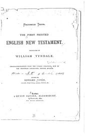 The First Printed English New Testament