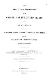 Annals of the Congress of the United States: Volume 2; Volume 24