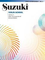 Suzuki Violin School - Volume 6 (Revised)