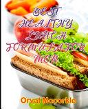 Best Healthy Lunch Formula for Men
