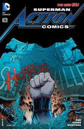 Action Comics (2012-) #36