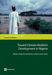Toward Climate-Resilient Development in Nigeria