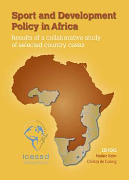 Sport and Development Policy in Africa PDF