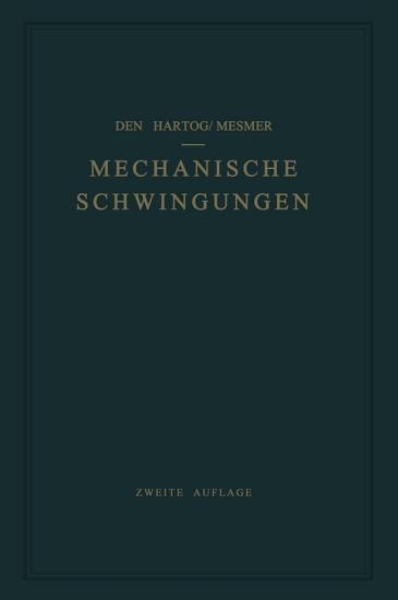 Mechanische Schwingungen PDF