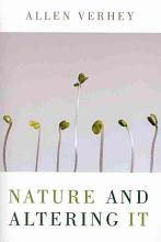 Nature and Altering It PDF