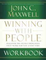 Winning with People Workbook PDF