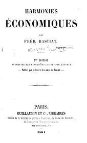 OEuvres complètes de Frédéric Bastiat: mises en ordre, Volume6