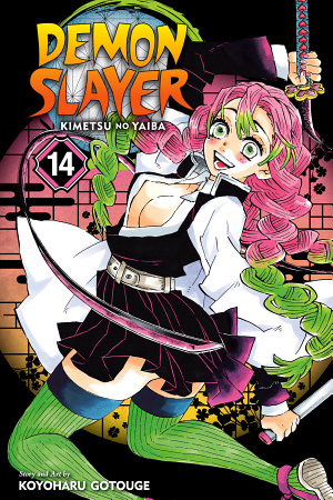 Demon Slayer  Kimetsu no Yaiba  Vol  14