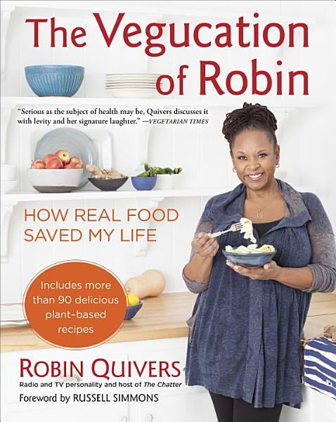 Download The Vegucation of Robin Book