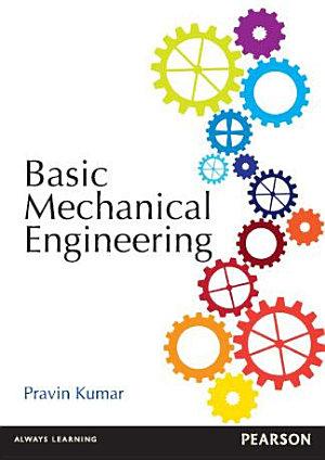 Basic Mechanical Engineering PDF