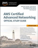 AWS Certified Advanced Networking Official Study Guide PDF