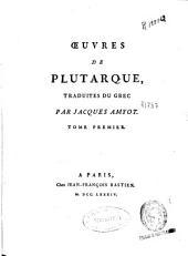Oeuvres de Plutarque