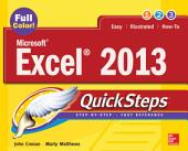 Microsoft® Excel® 2013 QuickSteps: Edition 3