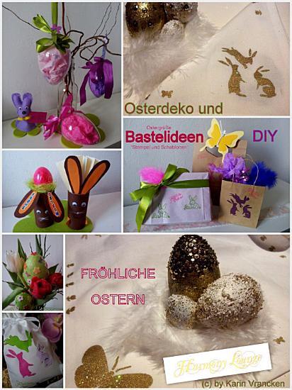Osterdeko und Bastelideen DIY PDF