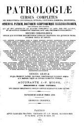 Georgii Cedreni Compendium historiarum