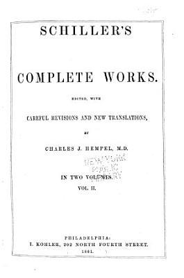 Schiller s Complete Works