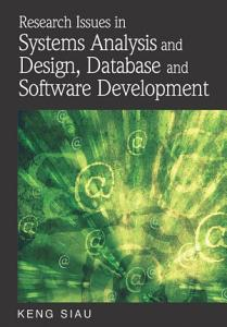 Research Issues in Systems Analysis and Design  Databases and Software Development PDF