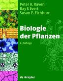 Biologie der Pflanzen PDF