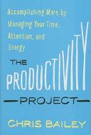 The Productivity Project PDF