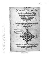 Old English Drama: Students' Facsimile Edition, Volume 152