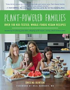 Plant Powered Families Book
