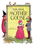 The Real Mother Goose  Nursery Rhymes Moother Mothergoose Tales Book
