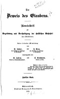 Der Beweis des Glaubens PDF