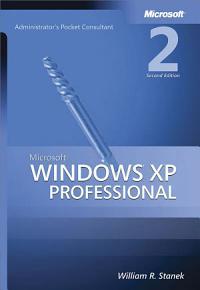 Microsoft   Windows   XP Professional Administrator s Pocket Consultant PDF
