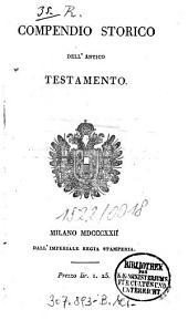 Compendio Storico Dell' Antico Testamento