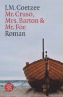Mr  Cruso  Mrs  Barton und Mr  Foe PDF