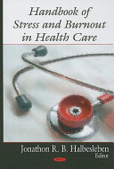 Handbook of Stress and Burnout in Health Care PDF