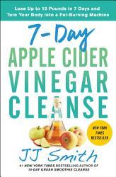 7 Day Apple Cider Vinegar Cleanse Book PDF