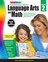 Spectrum Language Arts And Math Grade 2