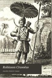 Robinson Crusoëus latinè scripsit F.J. Goffaux ...