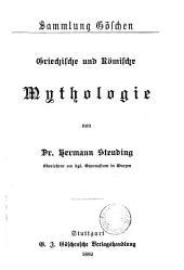 Griechische und Römische mythologie...