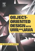 Object-Oriented Design with UML and Java