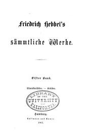 Sammtliche werke: Bände 11-12
