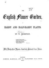 English Flower Garden of Hardy and Half-hardy Plants